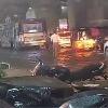 Huge rainfall lashes Hyderabad city