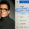 Sonu Sood shares screenshot of over 52000 emails in his inbox