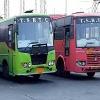 TS RTC Halts Bus Services to Andhrapradesh due to Bharat bandh