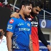 Mumbai Indians Young Batsman Almost Cries Kohli Consoles