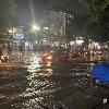 High alert for rain hit Hyderabad