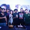 Puri Jagannadh birthday bash at Liger sets in Goa