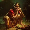 Rashmika first look from Pushpa movie