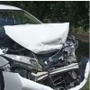 Two vehicles in Pawan Kalyan convoy hit each other