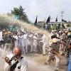 Farmers oppose Dushyant Chautalas visit to Jhajjar
