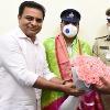KTR appreciates Traffic SI who fined his car