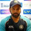 Rohit Sharma Says India Won Test Series Against England
