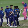 Rajasthan settles for a low score against Mumbai Indians
