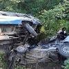 Road Accident in Peddapalli tealngana