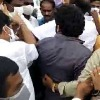 Dwarampudi fallowers attacked tdp leaders in east godavari
