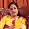 Farmers death are not visible to TRS govt says Vijayashanti