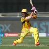 Chennai settles for low score against Punjab Kings
