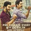 Maha Samidram pre release event on 9th October