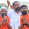 Revanth Reddy reveal cause behind balmuri venkat contest in Huzurabad