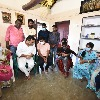 KTR visits his PA brother family