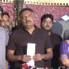 Prakash Raj prepares for MAA election polling