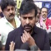 Megastar Chiranjeevi Casts Vote In MAA Elections