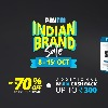 Paytm launches the Indian Brand Sale