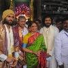Vijay Deverakonda Visits Tirumala Travelled In A Chartered Flight shares Video