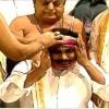 CM Jagan arrives Tirumala
