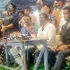 Mohan Babu talks to media after Manchu Vishnu victory