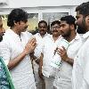 BC Association leaders met Pawan Kalyan in Hyderabad