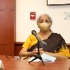Nirmala Sitaraman Cooments On Lakhimpur Kheri Violence