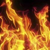 Mentally Retarded Person Set The Bus In Ablaze