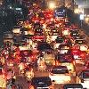 traffic jam on Hyderabad vijayawada high way amid dasara fistival
