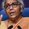 nirmala sitharaman on india economy