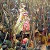 Devaragattu Karrala samaram 100 people injured