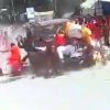 Horrifying Video Shows Car Mowing Down Devotees in Chhattisgarh