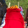 Maoist top leader RK funerals organized in forest area