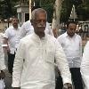 Congress leader Kodanda Reddy complains against Harish Rao to SEC