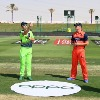 Ireland and Nederlands fights in ICC World Cup