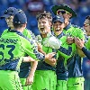 Irish bowler Curtis Campher takes four wickets in four balls against Nederlands