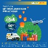 Blue Dart's 'Diwali Express' offers customers a 40% discount on Domestic & International Gift Shipments