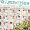 Minor fire accident in Secunderabad Gandhi Hospital