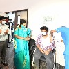 Governor Tamilisai hails scientists, doctors, healthcare workers for the 100cr vaccine doses milestone