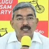 Why case is filed against Alapati Raja