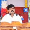Perni Nani criticizes Chandrababu protest