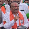 KCR cheated Dalits says Etela Rajender
