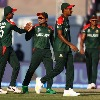 Bangladesh enters super twelve stage in world cup after a thumping win over Papua New Guinea