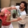 genilia husband slaps bollywood hero