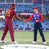 England won the super twelve opener against West Indies
