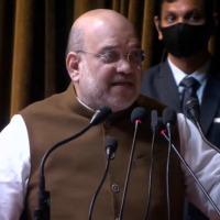 Amit Shah visits Jammu Kashmir