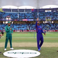 Team India faces Pakistan in much anticipated match in world cup