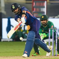 Kohli and Pant handed India a respectable score