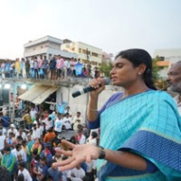 YS Sharmila Said we dont have any alliance with bjp or congress