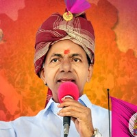 KCR elected unanimously as TRS president